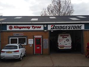 kingsway tyres downham market