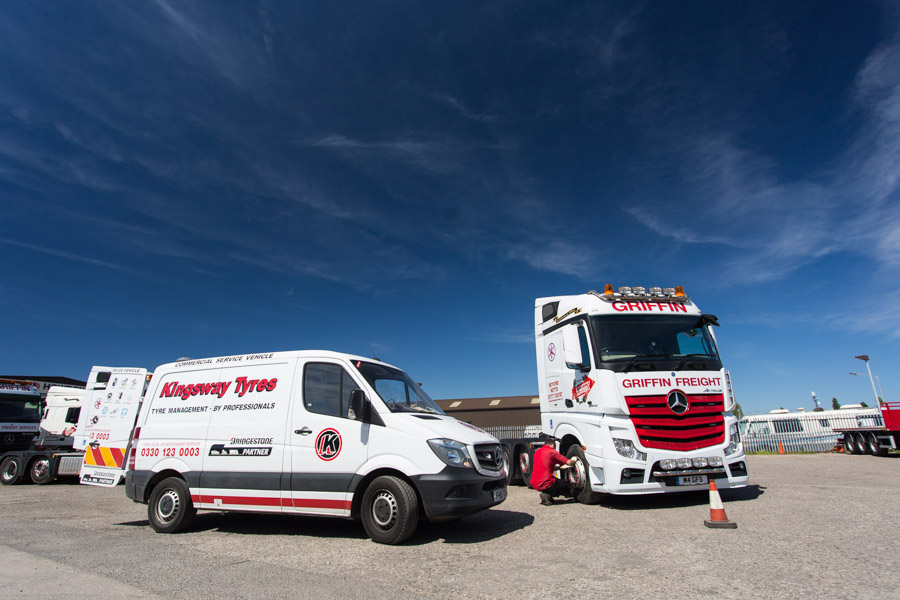 kingsway tyres industry leading service for car and commercial vehicles