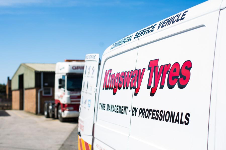 kingsway tyres dedicated ppk budget account handling