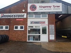 kingsway tyres norwich