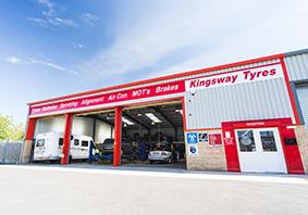 kingsway tyres retford
