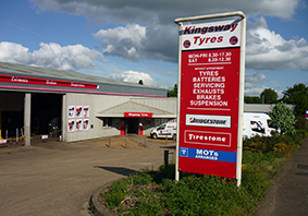 kingsway tyres wellingborough