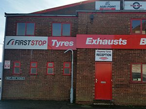kingsway tyres great yarmouth