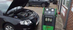kingsway tyres air conditioning / air regas
