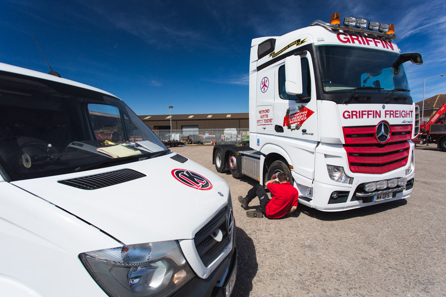 kingsway tyres professionals in the freight and haulage industries
