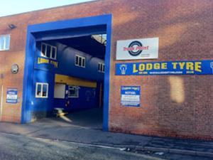 lodge birmingham truck bay