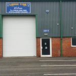 lodge tyre chesterfield
