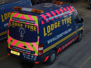 lodge tyre liverpool truck bay