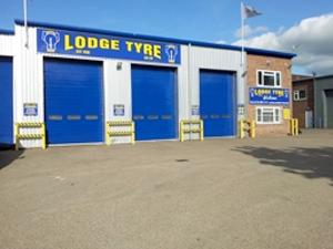 lodge tyre nottingham