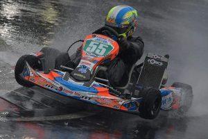 teddy williams racing in the rain