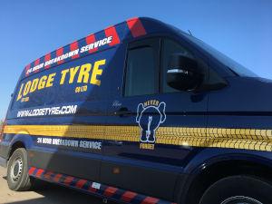 Workington branch of Lodge Tyre