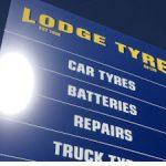 Cambridge Branch of Lodge Tyre