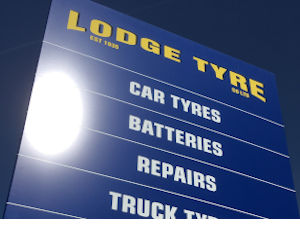 Cambridge Branch of Lodge Tyre