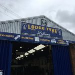 Lodge Tyre Northampton branch