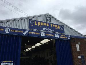 Lodge Tyre Northampton branch