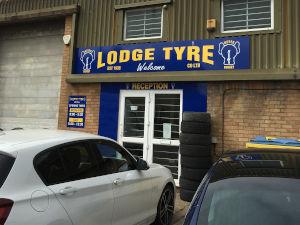 Lodge Tyre Shefford Branch
