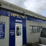 Lodge Tyre branch at Thetford, Norfolk