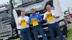 Lodge Tyre Stamford does Truckfest 2021