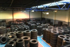 Tyre Repository at Lodge Tyre