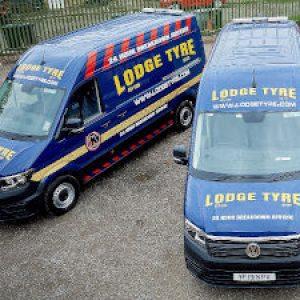 Walsall Truck Bay - Lodge Tyre Co Ltd
